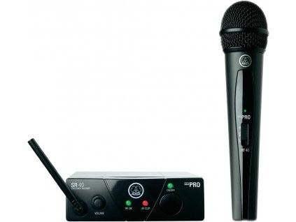 Conrad Bezdrátový mikrofon AKG WMS 40Mini Vocal ISM 3