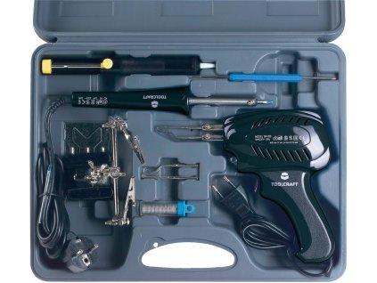 Pájecí souprava Toolcraft 30 W/ 100 W