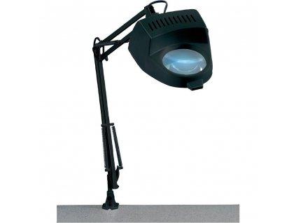 Stolní lupa s osvětlením Toolcraft, 60 W, 4D