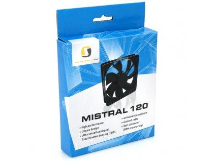 SilentiumPC Mistral 120