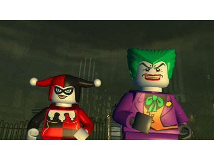 PC LEGO Batman: The Videogame