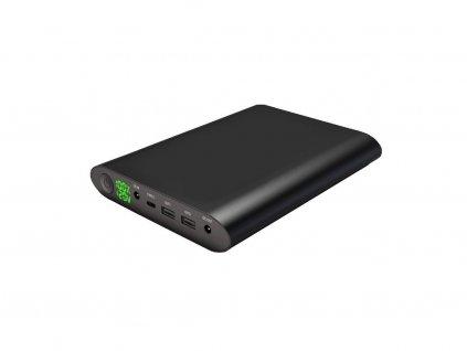 Viking Smartech II Quick Charge 3.0 40000mAh černá
