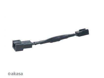AKASA kabel redukce otáček AK-CBFA05-05, 8cm