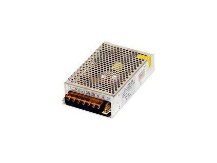 MIKROTIK průmyslový impulsní zdroj 24V, 5A, 120W (S-120-24)