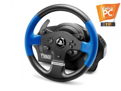 Thrustmaster T150 RS pro PS4, PS4 Pro, PS3 a PC