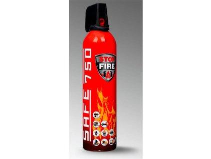 Hasicí sprej SAFE 750 + + Držák SAFE 75F