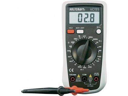 Voltcraft Digitální multimetr VC-155