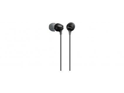 Sony MDR-EX15LP, černá