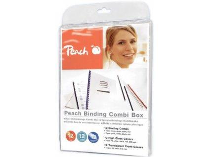 Peach vázací Combi box PB100-14