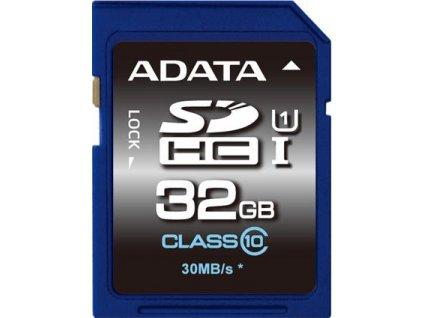 ADATA Secure Digital SDHC 32GB UHS-I Class10
