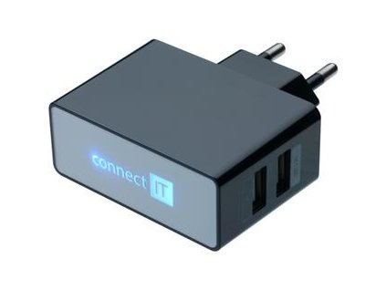 Connect IT CI-153 černý