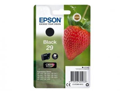 Epson T2981 Black 29, černá - originál