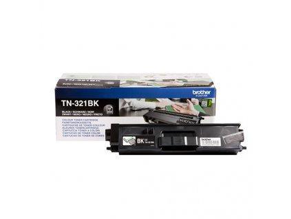 Brother toner TN-321BK, černý (2 500 stran) - originální