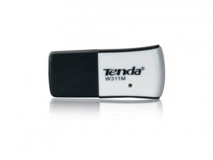 TENDA Wireless-N WiFi Mini Adapter do USB W311M 802.11b/g/n 150Mbps