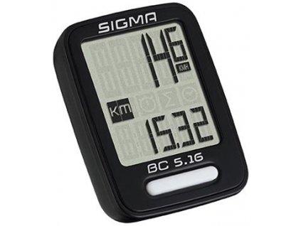 SIGMA cyklopočítač BC 5.16