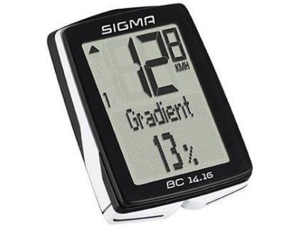SIGMA cyklopočítač BC 14.16