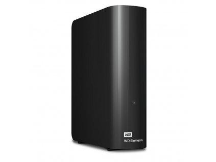 "WD Elements Desktop 4TB Ext, 3,5"" USB3,0, Black"