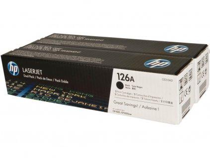 HP 126A Black CE310AD