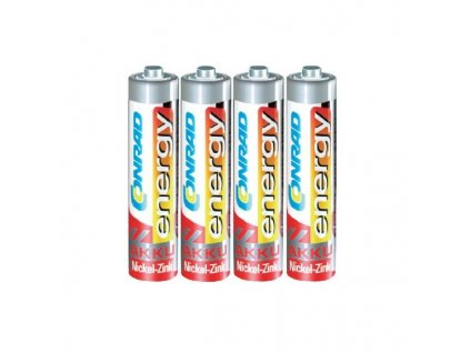 Akumulátory NiZn Conrad energy AAA