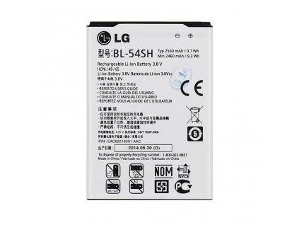 LG BL-54SH 2460 mAh