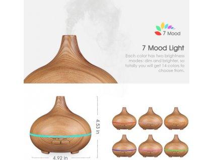 Aromacare Zen light