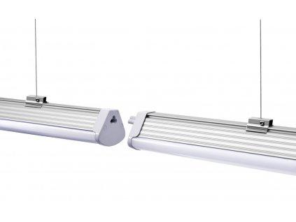 IMMAX LED světlo Linear Triangle 20W PB, 60cm, 100lm/W