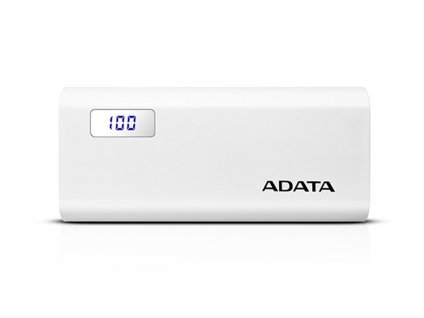 ADATA P12500D bílá