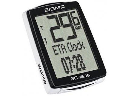SIGMA cyklopočítač BC 16.16