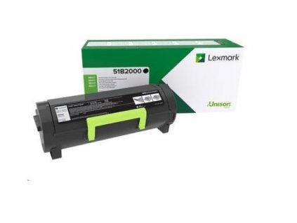 Lexmark MS317/MX317, black