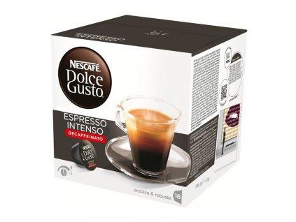 DOLCE G. Nescafe Espresso Intenso Decaffeinato bez kofeinu