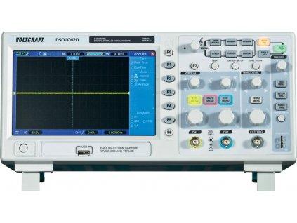 Digitální osciloskop Voltcraft DSO-1102D, 2kanálový, 100 MHz