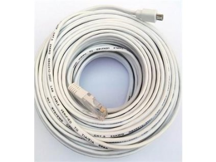 Zmodo sPOE kabel LAN RJ45 na USB 25m