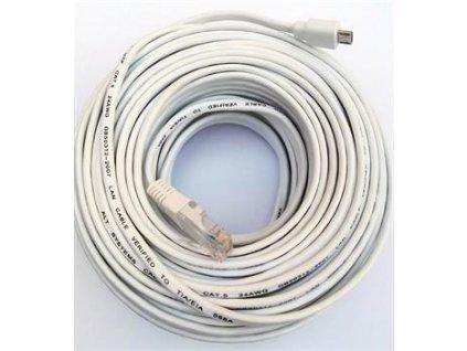 Zmodo sPOE kabel RJ45 na USB 25m