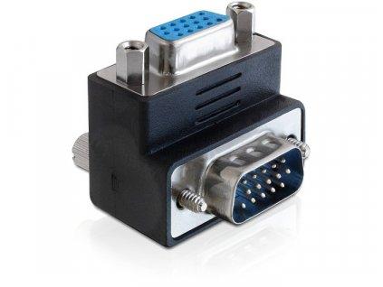 Adapter VGA(M) - VGA(F) 270° (65247)