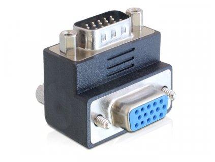 Adapter VGA(F) - VGA(M) 90° (65289)