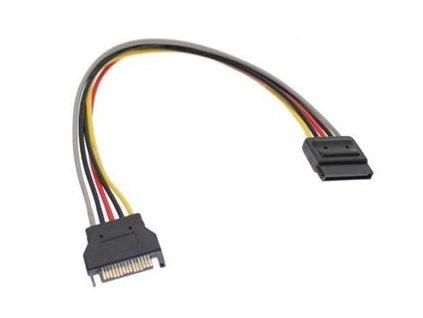 PremiumCord napájecí kabel k HDD SerialATA 16cm