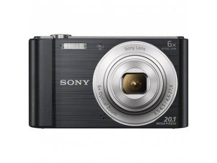 Sony DSC-W810, černý