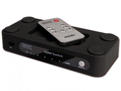 PremiumCord HDMI switch 5:1