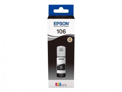 Epson EcoTank 106 Photo Black, foto černá