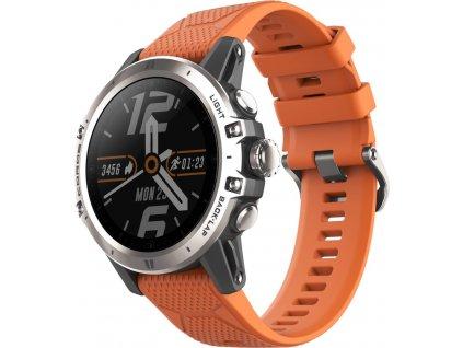 Coros Vertix GPS Adventure Watch - oranžové