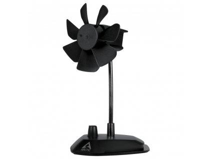 ARCTIC Breeze Black USB Table Fan