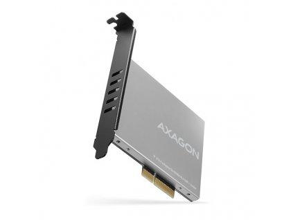 AXAGON PCEM2-NC PCIe NVMe M.2 adaptér