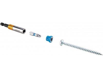 Narex 35-dílná sada šroubovacích bitů SUPER LOCK