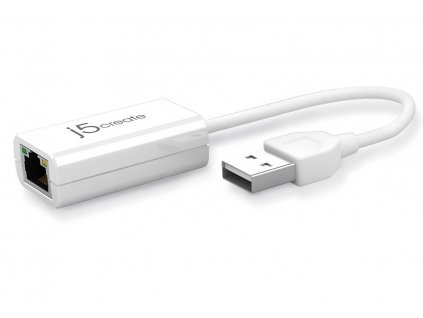 j5create JUE125 USB 2.0 Ethernet Adapter