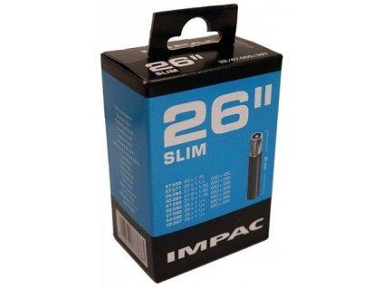 "IMPAC duše 26"" AGV26 40/60-559 auto-ventilek"