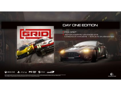 Xbox One - GRID D1 Edition