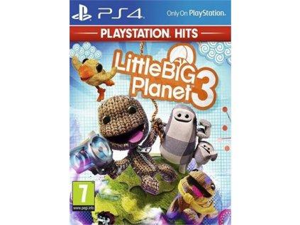 PS4 - LittleBigPlanet 3 (HITS)