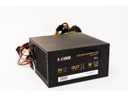 1stCOOL - Golden Worker series 90+ 500W