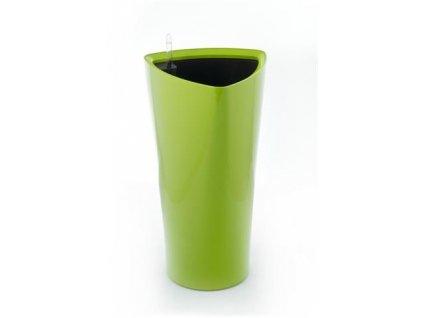 Samozavlažovací květináč G21 Trio zelený 56.5 cm