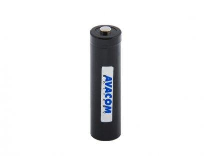 Avacom Nabíjecí baterie 18650 Panasonic 3400mAh 3,6V Li-Ion - s elektronickou ochranou, vhodné do svítilny